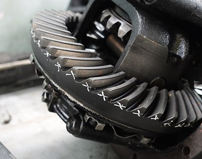Gearbox Stroke Transmission Services & Fitting